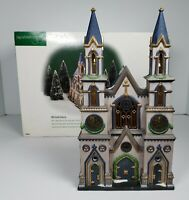Department 56 Christmas in the City Series Old Trinity Church #56.58940 1998