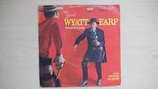 RCA Victor Records THE LEGEND OF WYATT EARP Shorty Long 45rpm