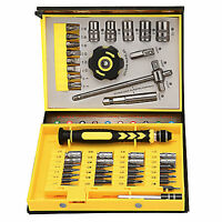 Professional 38 in1 Premium Screwdriver Set Repair Tool Kit For Phone Computer