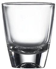 12 x Gina American Shot Glasses Shooter Glass Slammer Glass 30ml / 1oz Bar Pub