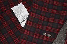 DSQUARED2 F/W 2014 TARTAN BLOUSE TOP HEMD JACKET SHIRT JACKE 42 superb quality