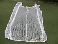 Reitsport Anti Schweißdecke Fliegendecke  Stübben Weiß 145 cm