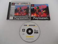 Worms (PAL) PSX PS1 Playstation 1 2 3 Sony Complete OVP CIB