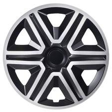 "4x14/"" rueda Adornos Tapacubos Para Suzuki Alto Negro 14/"""