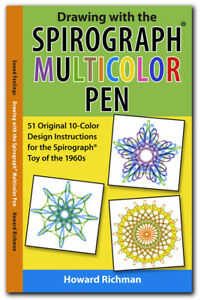 Spirograph 10-Color Instruction Booklet