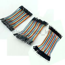 120pcs 10cm Male to Male + Male to Female + Female to Female Dupont Cable 2.54mm