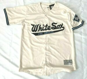 Los Angeles White Sox Negro Leagues Jersey Large