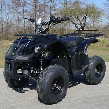 Elektro Quad Miniquad Kinder ATV S-8 Hummer 1000 W Pocketquad Kinderquad schwarz