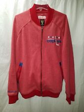 Mitchell   Ness Washington Capitals jacket - Women s Extra Large cb48f5192