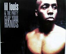 Lil Louis Clap your hands (#5716112, & The Party) [Maxi-CD]