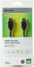 Belkin F3y017cp1.5mblk - Cable HDMI 1.5 M Negro #3264
