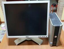 """PC Dell USFF Optiplex GX620 (Dual Core Pentium D820 - 2GB) e Monitor DELL 19"""""""