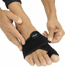 Vive Bunion Brace (Pair) - Big Toe Corrector Straightener with Splint - Hallu...