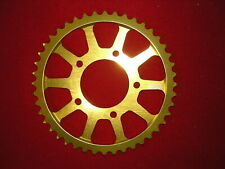 BST Carbon 47T 530 Talon Alloy Gold Anodised Sprocket, 5 Stud 76mm Bore SIze New