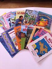 Harcourt Publishers-Lot Of17 Level Grade 2-2.5. Class/Homeschool Reading Paperbk