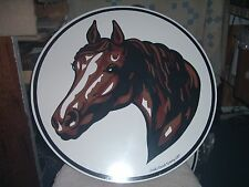 """ZOOK NOVELTIES HEX SIGN, Carriage Horse 24"""" (H-8)"""