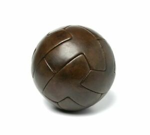 The Official Match Ball of the 1930 FIFA World Cup in Uruguay: T-MODEL