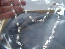 """""""Wisdom"""" Necklace N2723 $79 New! Silpada Sterling Silver and Pearl"""