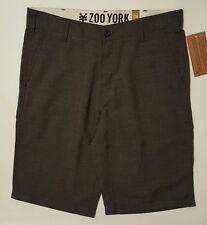 Zoo York Men's Universal Shorts Smolder Size 38 NWT New