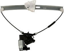 One  Front Right Power Window Regulator With Motor Dorman 748-090