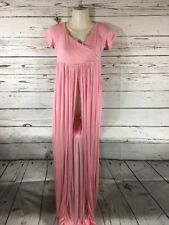 #74 Chiffon Gown Maternity Dress Dress Photography Pregnant Women Clothes
