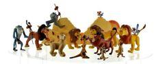 DISNEY Lot of 14 Vintage Lion King  Action Figure Toys