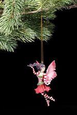 ornement de l'arbre de Noël - étoile de Noël ELFE AVEC Rouge Bas - Sapin de Noël