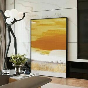 Minimalist Canvas Art Home Decor Abstract Landscape Posters Print Wall Paintings
