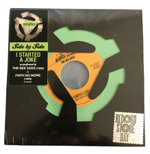 I Started A Joke By The Bee Gees (1968) & Faith No More (1995) Rsd 2016 New