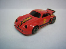 TYCO  RED #2 PORSCHE CARRERA & LIFE-LIKE M Chassis  Model Motoring, Aurora  AFX