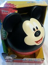 DISNEY MICKEY MOUSE CLUBHOUSE Shape Sorter Talking Counting Toy 12M+ Gift