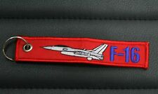 REMOVE BEFORE FLIGHT KEYRING - F16