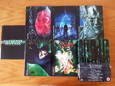 ULTIMATE MATRIX COLLECTION 10 DVD CASEBOOK SPECIAL ED. OVER 35 HOURS OF BONUS