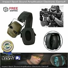 Honeywell Howard Leight Electronic Ear Defender, Sports Shooting Protection