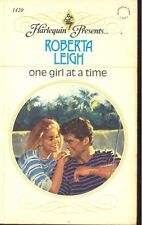 Harlequin Presents: One Girl at a Time by Roberta Leigh (1991, Paperback)