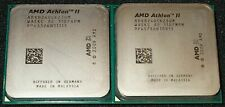 LOT OF 2 AMD Athlon II  X 2 3.0 GHz  Dual Core B24 Processor, ADXB24OCK23GM, AM3