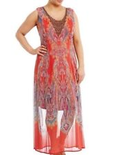 4d473cfccfe Reba 3x Dress Embellished Shift Red Beaded Country Cowgirl Cma s Summer Y01