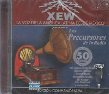 CD - Los Precursores De La Radio NEW 50 Exitos XEW 2 CD's FAST SHIPPING !