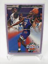 1993-94 Fleer Michael Jordan Utah All Star Weekend Insert #5