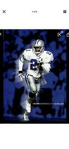 "NEW Costacos Bros Vintage Dallas Cowboys Deion Sanders ""Time Flies"" Poster"