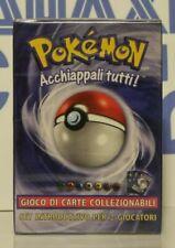 POKEMON MAZZO BASE set introduttivo NUOVO SIGILLATO carte DECK Machamp 1 edition