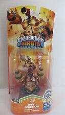 Activision Skylanders Spyros Adventure Character: Drill Sergeant Action Figure N