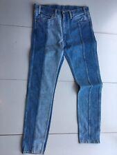 "levis vintage clothing 606 ""tie And Dye"" W334 Orange Big E"