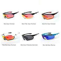 Polarized Sports lunettes de soleil pour hommes en plein air à équitation vélo
