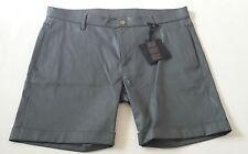 "Men's Calvin Klein Collection 8 "" shorts  grey color size 54 UK 38 BNWT RRP £175"