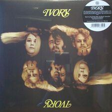 IVORY - IVORY 1968 WEST COAST STYLE PSYCH w/ FEMME VOCALS 180g LTD EDT SEALED LP