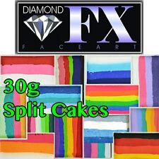 Diamond FX 30g Split / One Stroke Face Paint Cakes