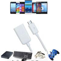 USB Host OTG AdaptorAdapter Cable For Motorola Tablet Xoom2 Media Edition WiFi