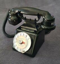 Téléphone rare TEPRINA PARIS cadran vintage ☎️  années 40 converti box internet
