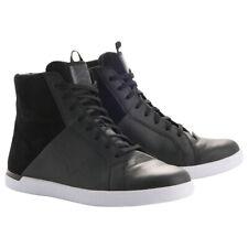 Alpinestars Jam Drystar Black/White Waterproof Motorcycle Ankle Shoes US SIZES